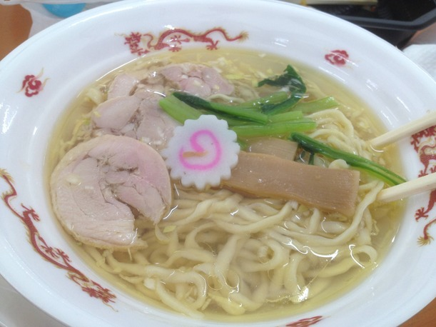 07 - Special chicken shio ramen Ramen fest 2015