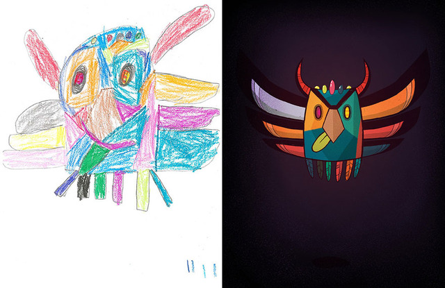 go-monster-project-kids-drawings-inspire-artists-71__880