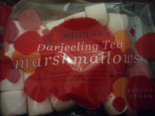 11 - Darjeeling tea marshmallows