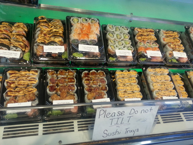 Sushi-at-gas-station