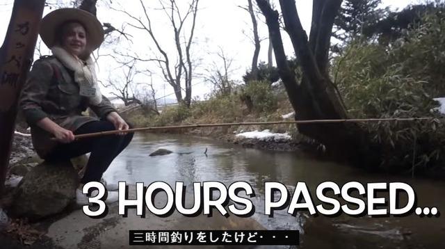 河童釣り 海外の反応