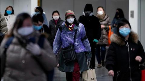Coronavirus-CHINA-HEALTH