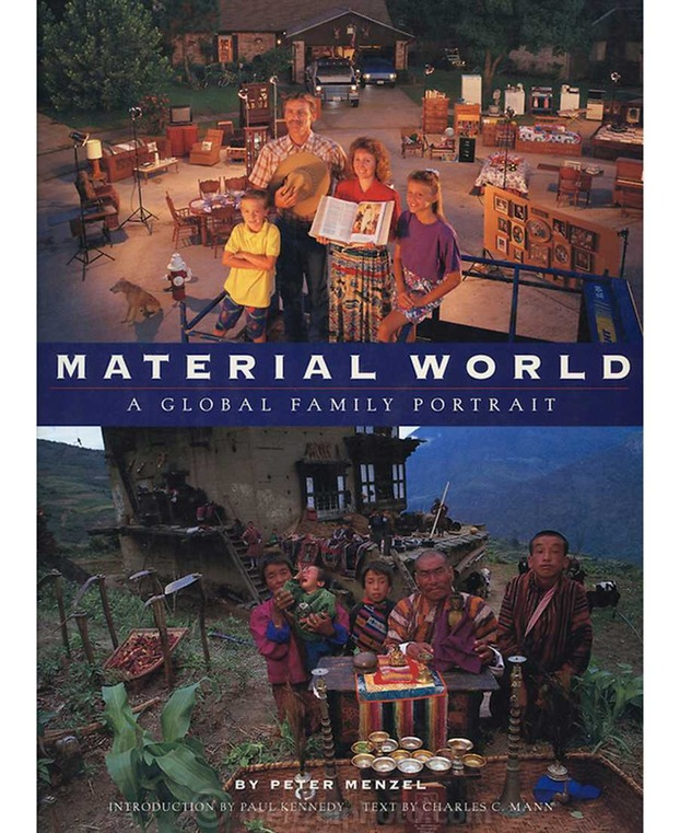 Material-World-A-Global-Family-Portrait