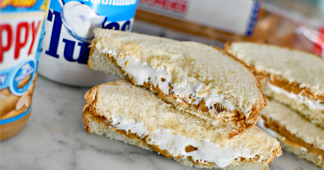 real-marshmallow-fluff-sandwiches-