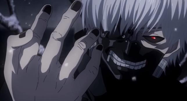 kaneki fingers
