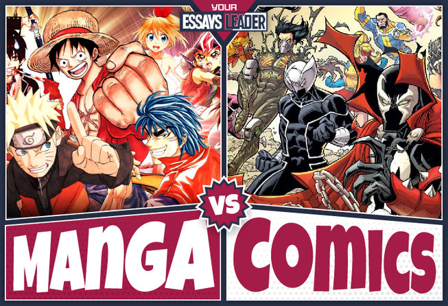 Manga_vs_Comics