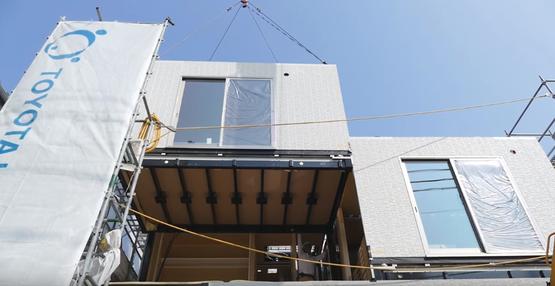 海外の反応 トヨタホーム 1日で完成する家