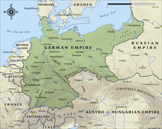 German_Empire_1000