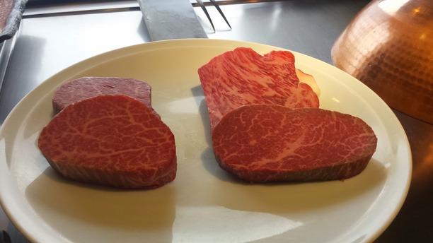 2 - Grade A5 Kobe Beef Steaks