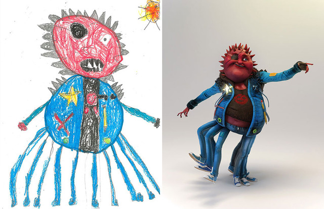 go-monster-project-kids-drawings-inspire-artists-50__880