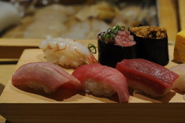 46 - more sushi
