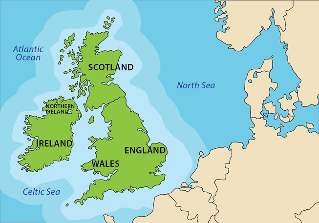 british-isles-map-vector