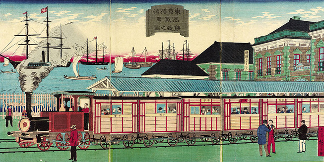 Meiji.SteamTrain