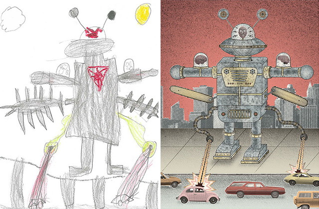 go-monster-project-kids-drawings-inspire-artists-76__880