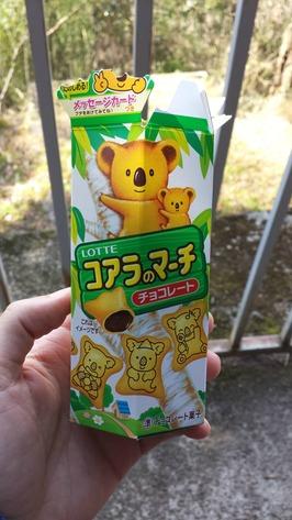 24 - Lotte Koala cookies 13