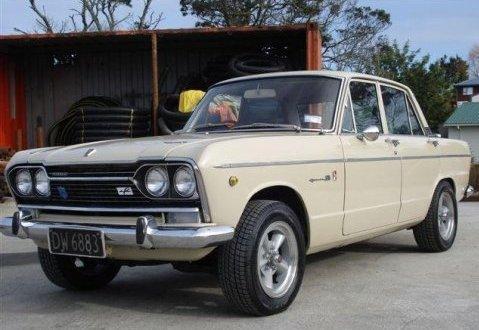 1966_Nissan_Skyline_Sedan_GTB_Front_1