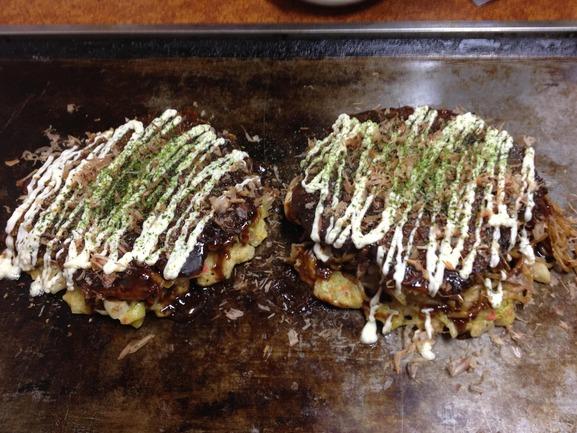 29 - okonomiyaki Osaka