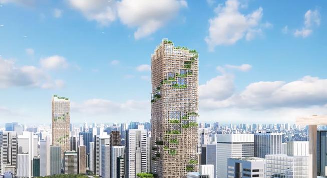 world-largest-wooden-skyscraper-sumitomo-forestry-designboom-2