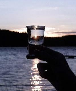 vodkaglass