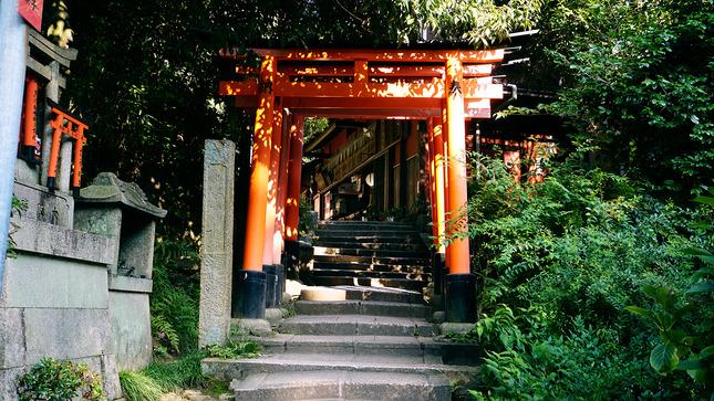 22 - Kyoto - Fushimi Inari Shrine