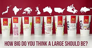 how-big-macdnalds-cup-compare