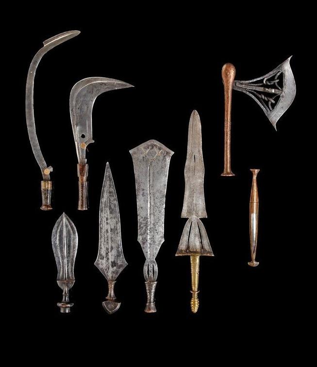 外国人「歴史上で最もダメージが入りそうな武器は何だと思う?」の画像