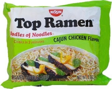 01315 Ramen Cajun Chicken 3oz 2