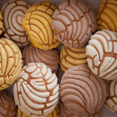 Conchas-Mexican-Pastries