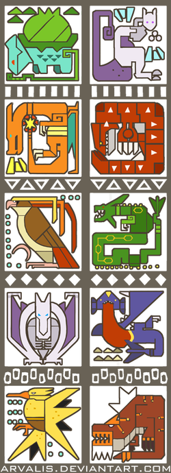 pokemonster_hunter_icons_by_arvalis-d7916ov
