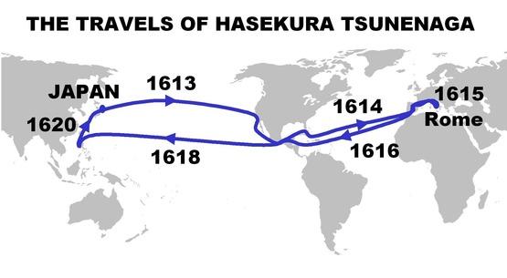 Hasekura_Travels