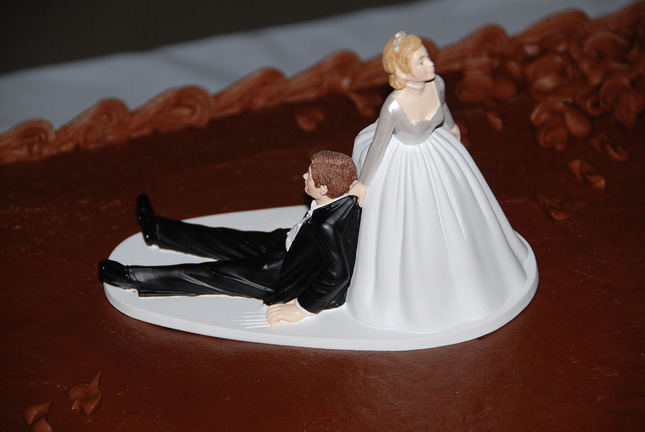 Model_Shotgun_wedding