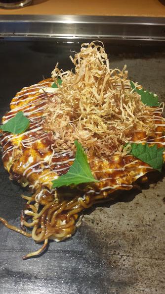 6 - Okonomiyaki