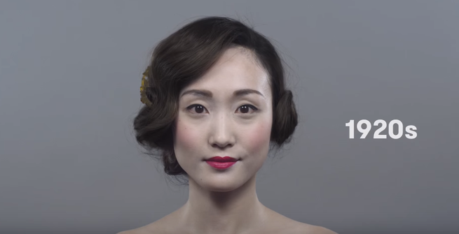 100年の美 日本編 海外の反応