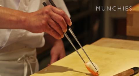 正しい寿司の食べ方講座