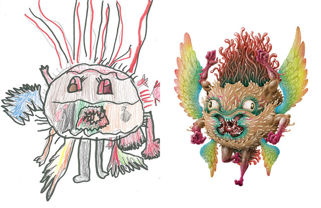 go-monster-project-kids-drawings-inspire-artists-49__880