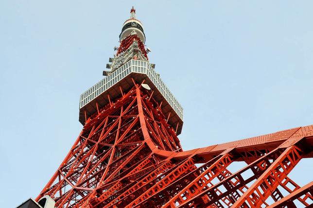 33 - Tokyo Tower