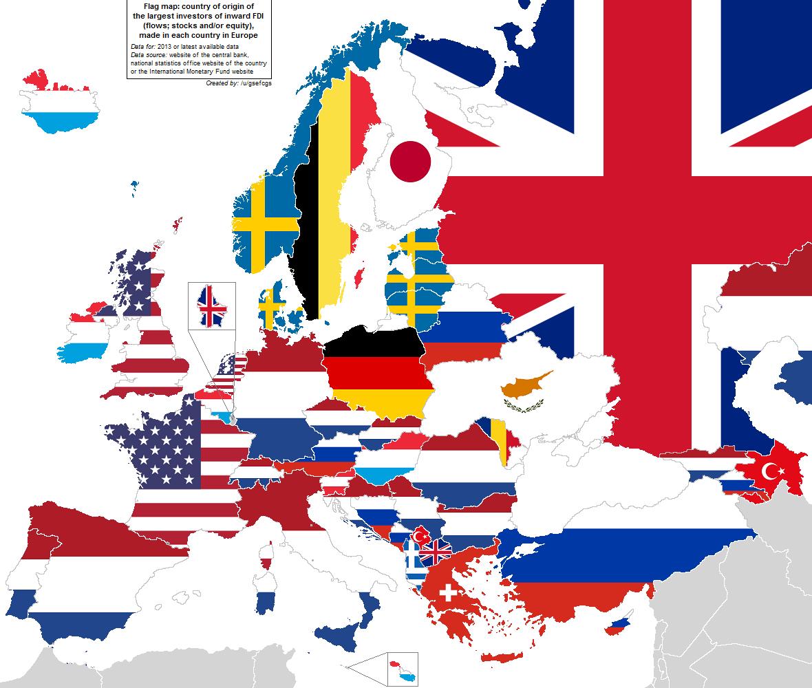海外の万国反応記@海外の反応フィンランド「サンキュー日本」 欧州諸国に最も投資している国一覧が話題 【海外の反応】コメント ※httpや特定の単語をNGワードに設定しております。また、不適切と管理人が判断したコメントは削除致します。ご了承下さい。コメントする