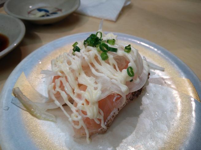 36 - SUSHI in a Kaiten Sushi Restaurant