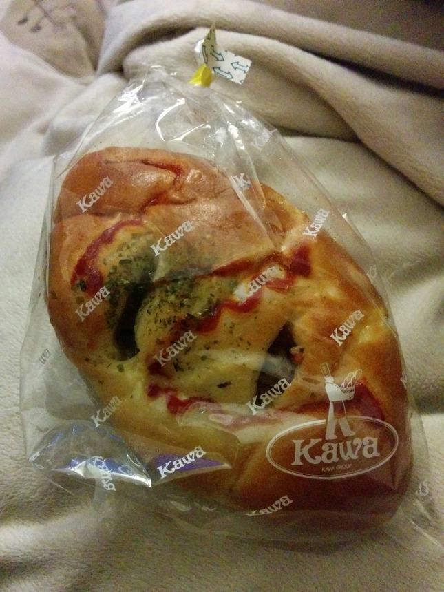 23 - Yakisoba bread