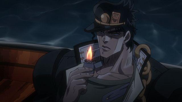 Jotaro_smoking_anime