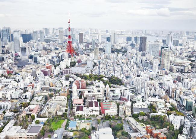 131160_Tokyo_Tokyo City View_thinkstock_158545989
