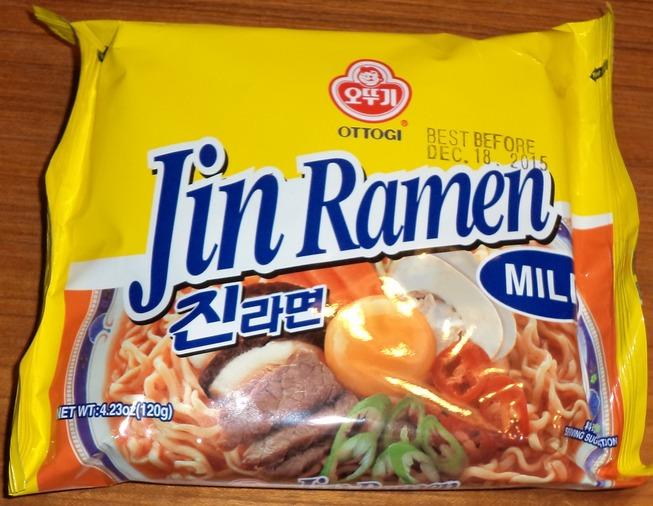 Jin Ramen pk