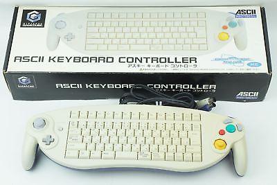 ASCII-Nintendo-Gamecube-Keyboard-Controller-Pad-GC-Box