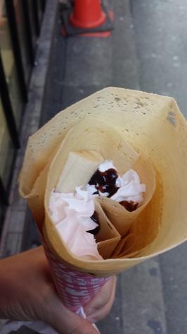 06 - Food stand - Crepe