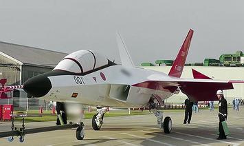 国産ステルス戦闘機
