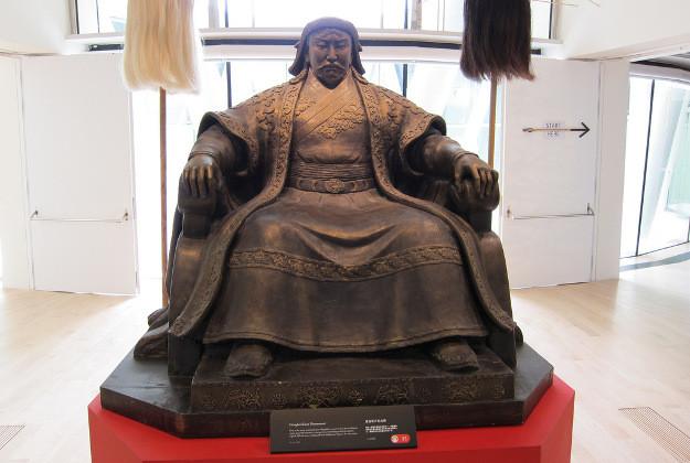 Ghengis-khan