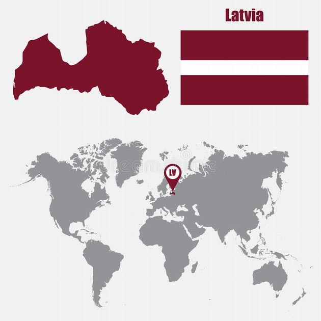latvia-on-map