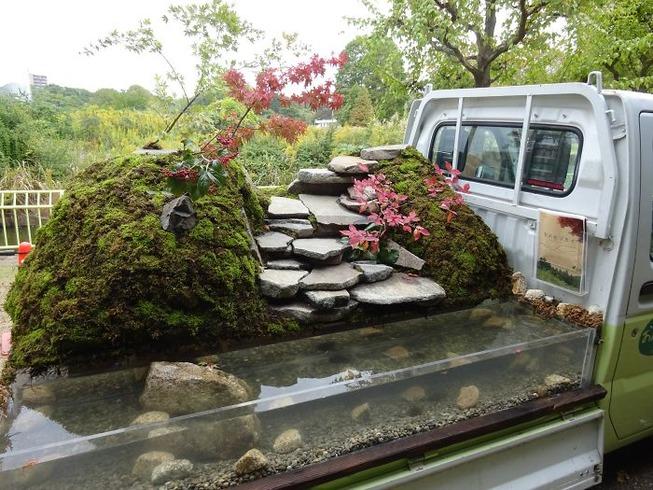 truck-garden-contest-landscape-kei-tora-japan