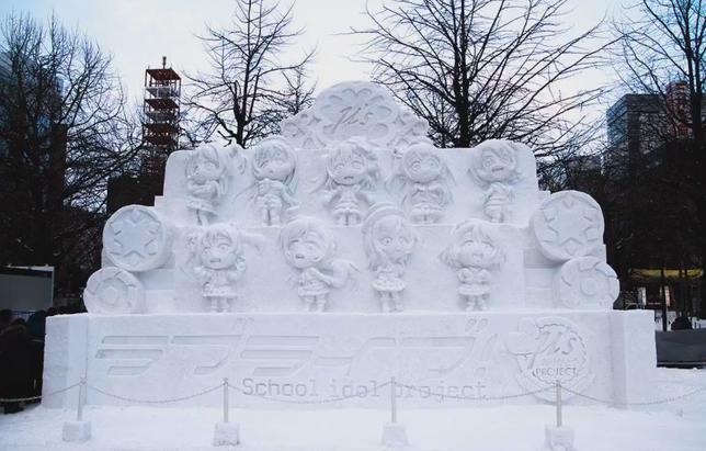 さっぽろ雪まつり 海外の反応2