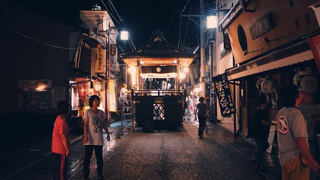 29 - Gujo Hachiman - Gujo Odori Local Dance Festival